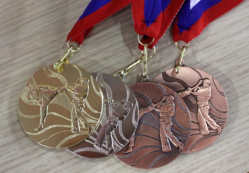 Соревнования по каратэ. Чемпионат Москвы. Фото.