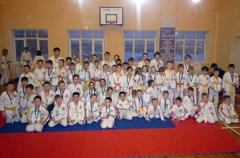Областной турнир по Косики каратэ. Открытое татами - Княжье озеро-2015