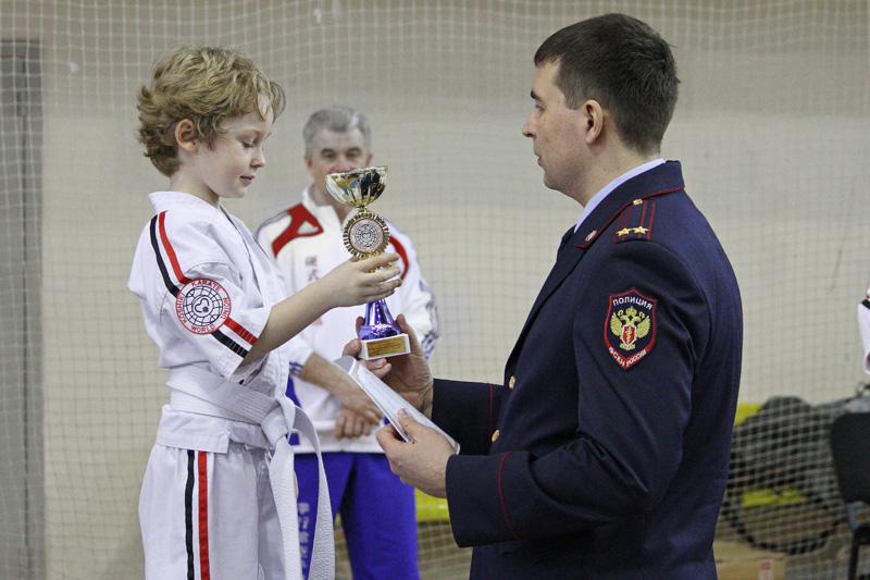 Открытый Чемпионат Москвы по Косики каратэ. 2015 год