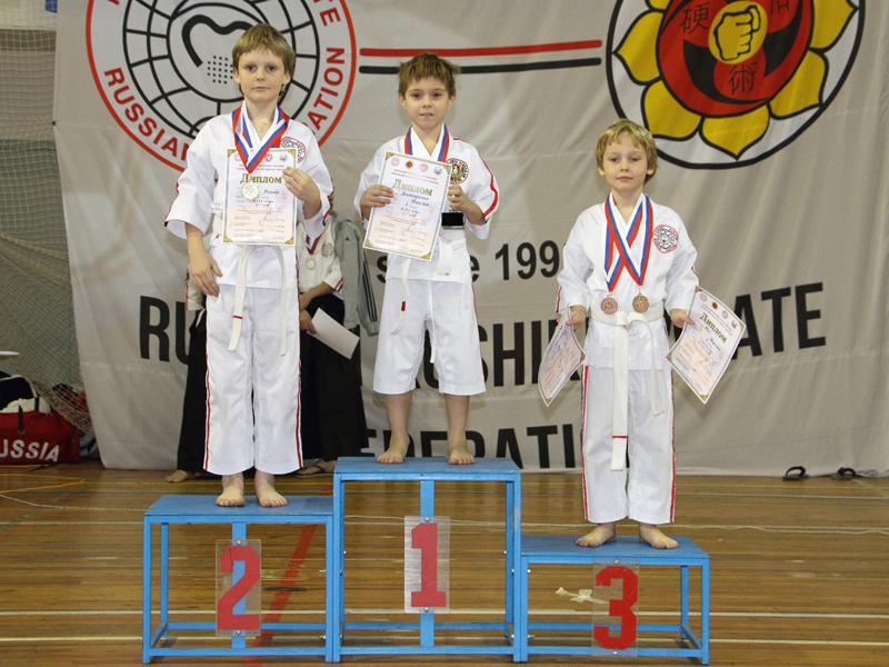 Кубок России по Косики каратэ 2015г.