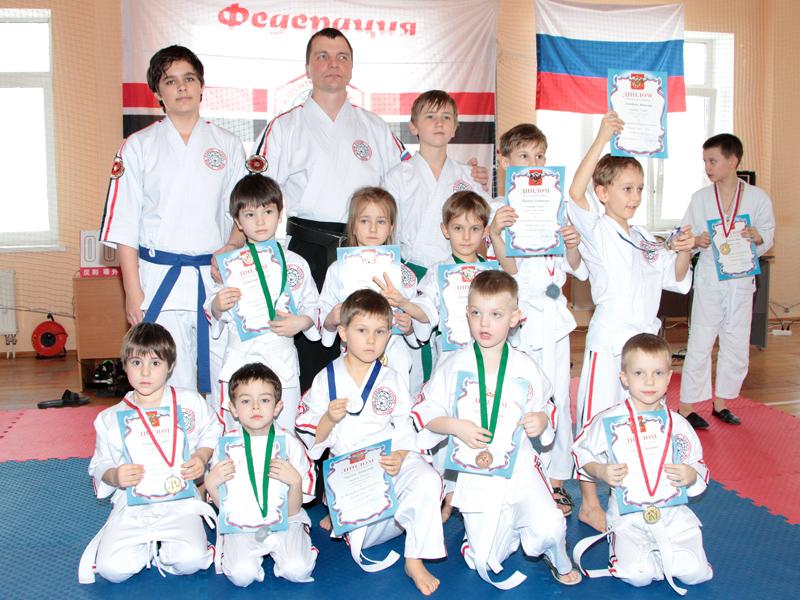 Областной турнир по Косики каратэ. Открытое татами - Княжье озеро-2016
