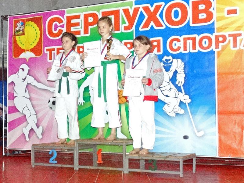 Турнир по Косики каратэ. ЦФО-2016
