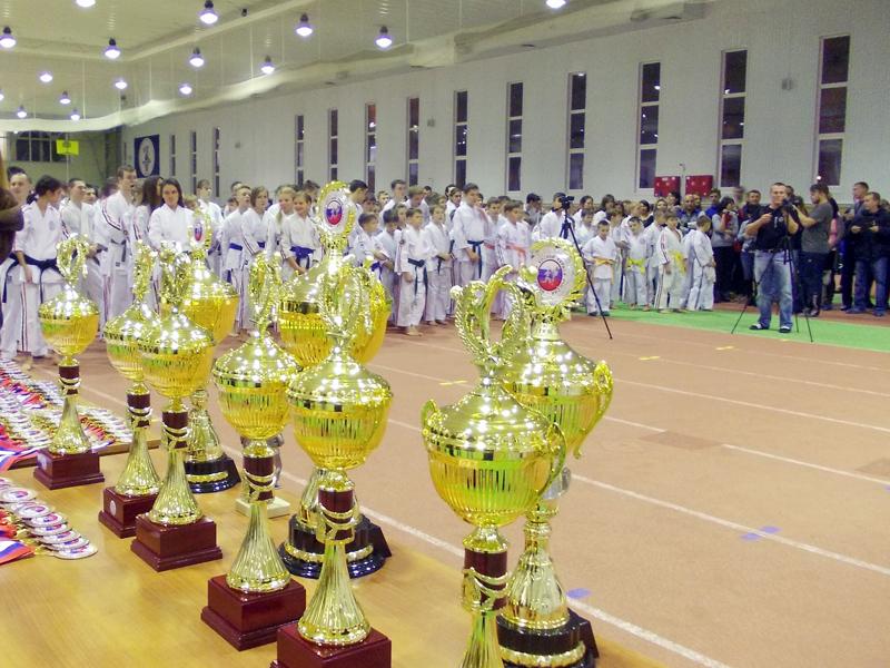 Чемпионат России по Косики каратэ. 2016 год