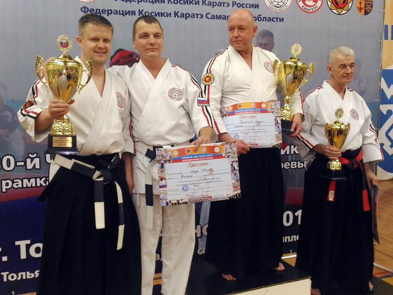Чемпионат России Тольятти 2018